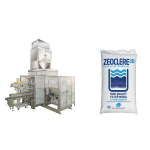 20kg Zeolite Big Bag Packing Machine Met Sealing Machine