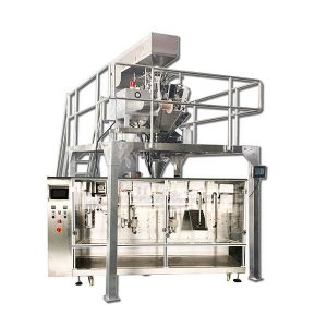 Outomatiese Horisontale Pre-made Granular Packaging Machine