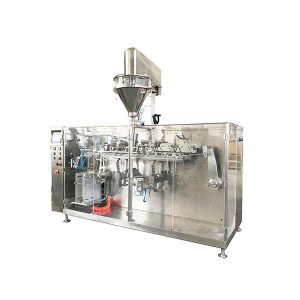 Outomatiese Horisontale Pre-made Powder Packaging Machine