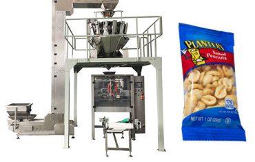 outomatiese snack kos verpakking masjien
