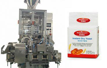 outomatiese gis poeier vakuum verpakking masjien