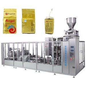 Koffie Vacuum Brick Bag Packing Machine