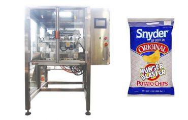 voortgesette beweging vertikale snack kos granule verpakking masjien