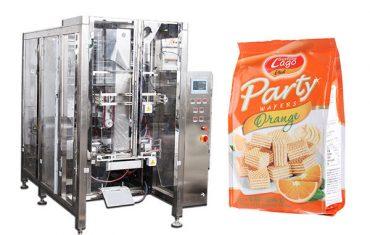vol outomatiese voedsel quad seël sak verpakking masjien