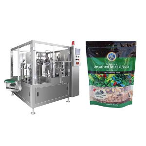 Intelligente Rotary Premade Bag Packing Machine