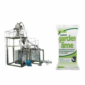 Lime Powder Big Bag Packing Machine