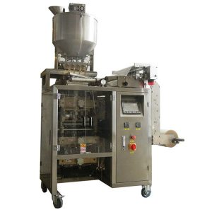 Multi-Lanes Outomatiese Sous Sachet Liquid Packing Machine