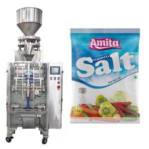 Vertikale Outomatiese Sakkie Sak Salt Packing Machine