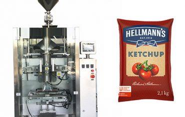 500g-2kg ketchup sous verpakking masjien